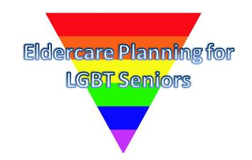 Eldecare planning for LGBT elders
