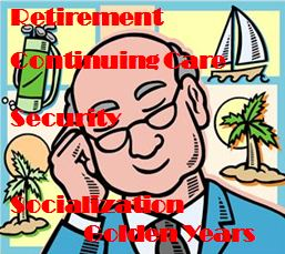 Retirement considerations and senior living