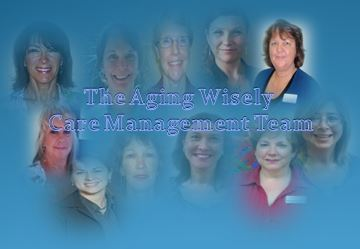 Aging Wisely geriatric care managers