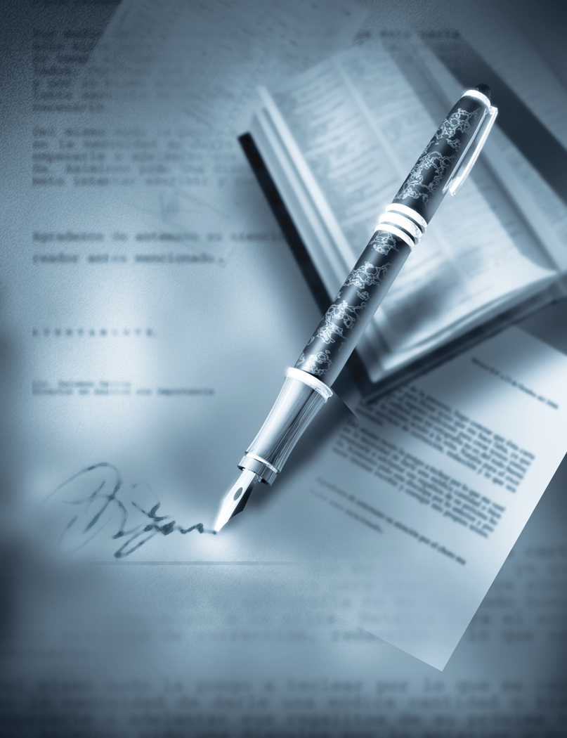 durable power of attorney signing picture