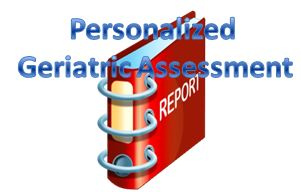 geriatric care assessment report