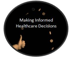 making better healthcare decisions is more than flipping a coin