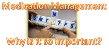 medication management and senior care resources