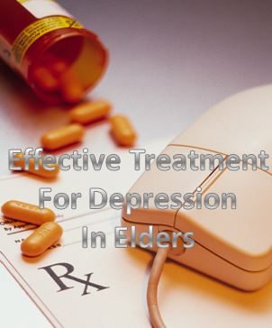 elderly depression treatment