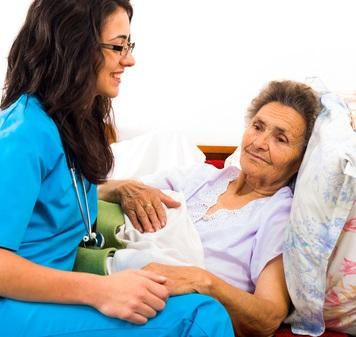 nursing home caregiver