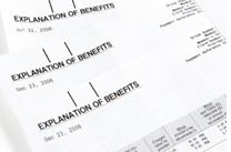 explanation of benefits (EOB)