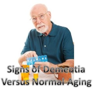 dementia warning signs