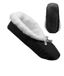 elderly friendly slip resistant slippers