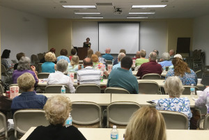 Alzheimer's educational event in Clearwater