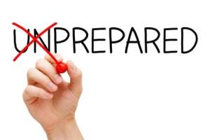 emergency essentials to be prepared