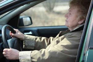 elderly drivers