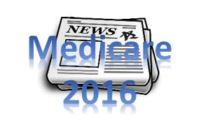 2016 Medicare news update