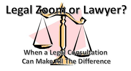 Legal Zoom or lawyer?