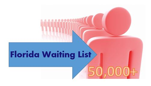 Florida's LTC waiting list