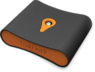 TrakDot for luggage