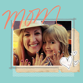 Mother's Day Gift Photo Book