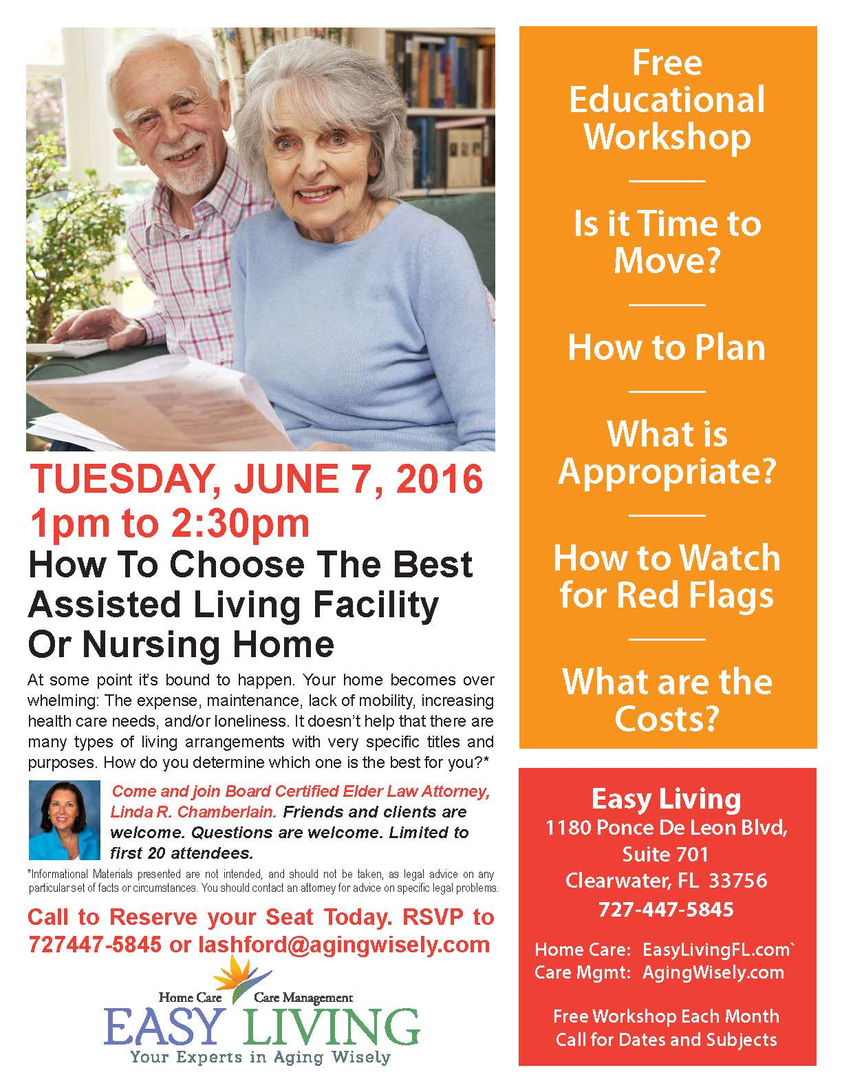 How To Choose The Best Assisted Living Facility Or Nursing Home