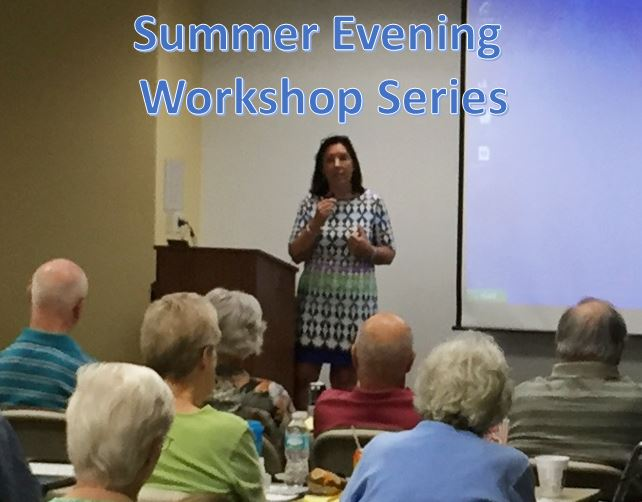 aging wisely workshops