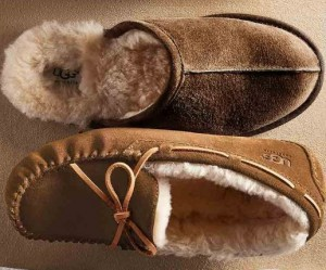 uggs mens slippers for Father's Day