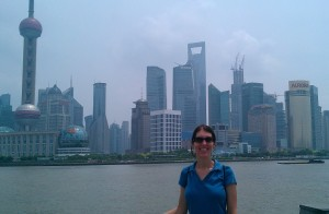 Shannon on the Bund
