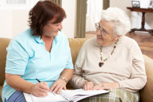 nursing home choices with care manager