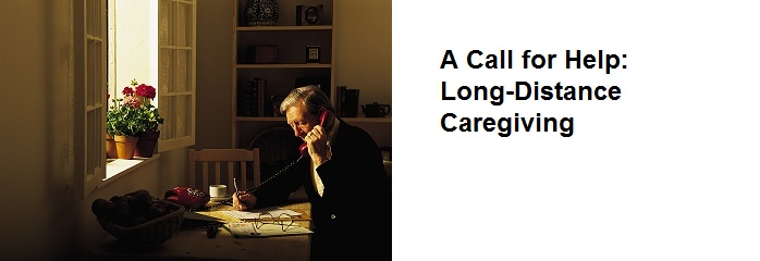 telephone call to older adult