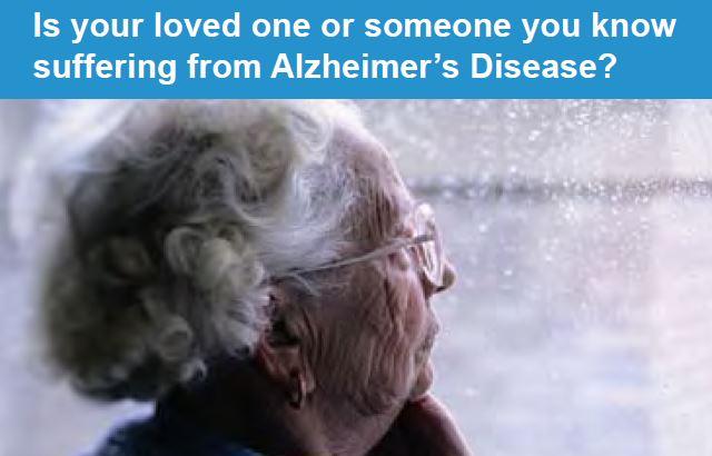 Alzheimer's disease education