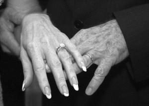 aging parent romance