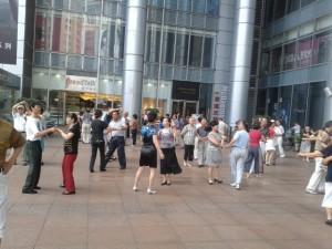 dancing AM