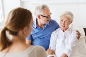 hospital patient advocacy visit