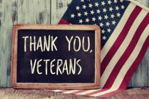 VA benefits: thank you veterans